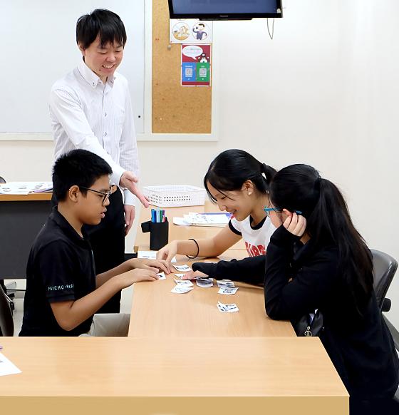 คอร์สภาษาญี่ปุ่นสำหรับเด็กอายุ 12-14 ปี